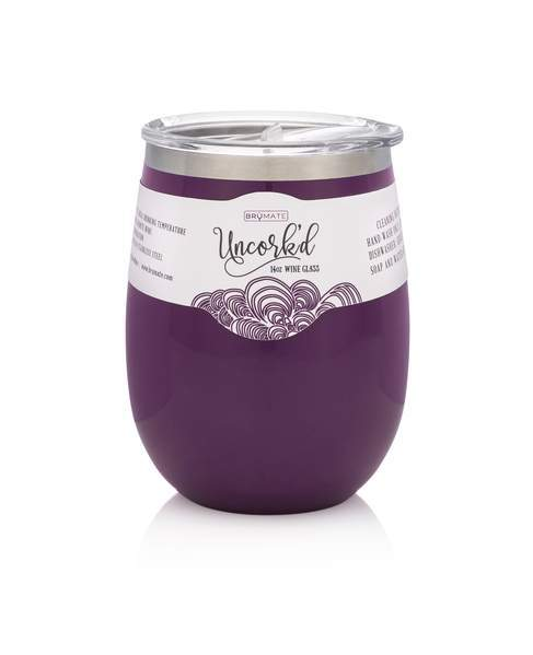 Uncork'd 14oz Wine Glass