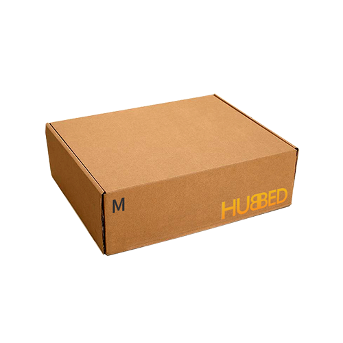 HUBBED Medium (5kg) Box - 10 Pack
