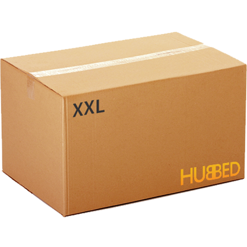 HUBBED Extra, Extra Large Box - 10 Pack