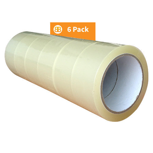 Packaging Tape - Pack of 6