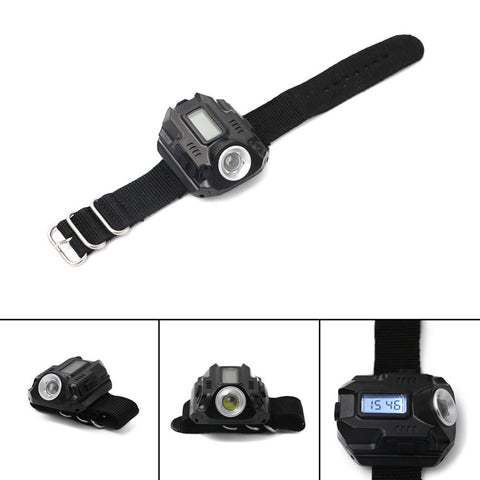 Image result for Flashlight Survival Watch