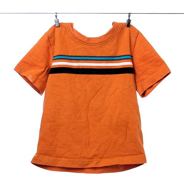 Jumping Beans Boys Orange T-shirt