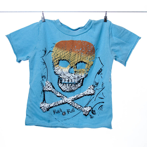 Amy Coe Boys Blue Graphic Tee