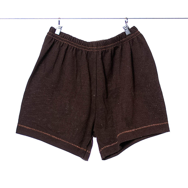 Just One Year by Carter's Brown Boys Shorts