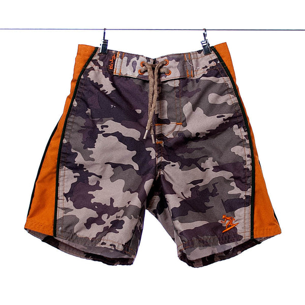 Old Navy Boys Camouflage Swim Trunks