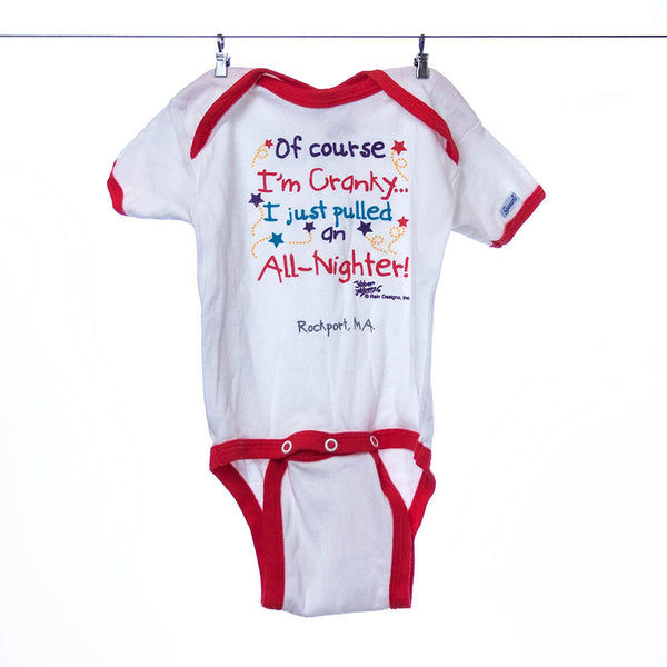 Spencer's Onesie, Size 19-28 lbs.