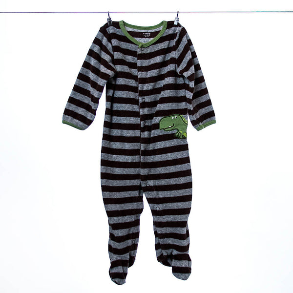Carter's Footed Onesie 9 Months