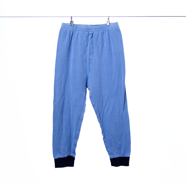 Light Blue Cotton Pants, Size 3T