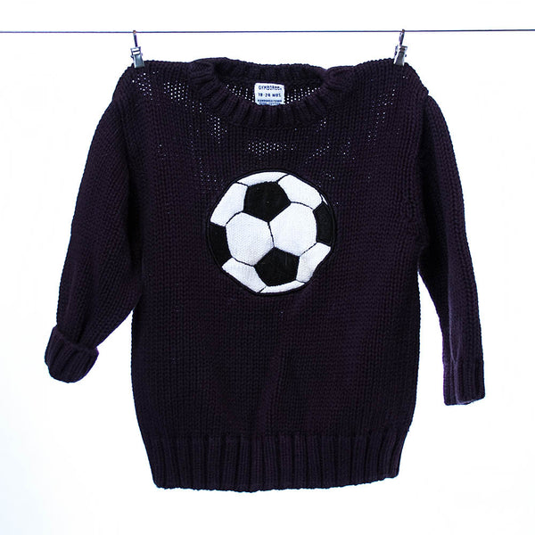 Gymboree Soccer Sweater Boys, 18-24 Months