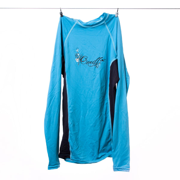 O'Neill Girls Light Blue Swim Shirt