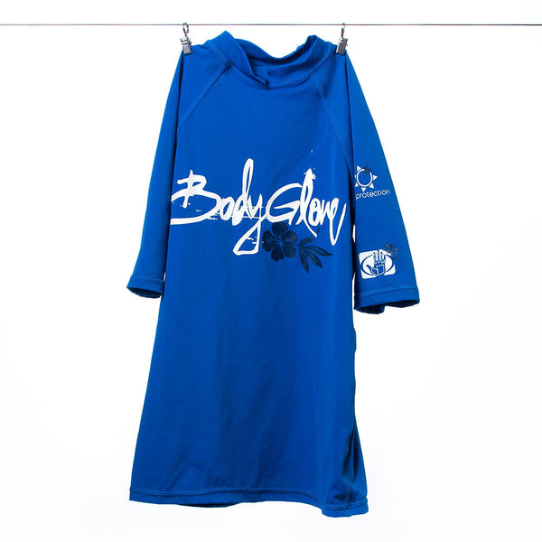 Body Glove Girls Blue Swim Shirt