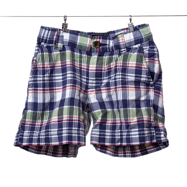 American Living Boys Plaid Shorts, Size 2T