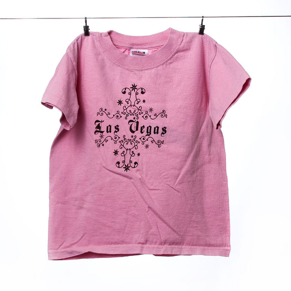 "Anvil ""LAS VEGAS"" Girls Shirt, Size Youth XS"