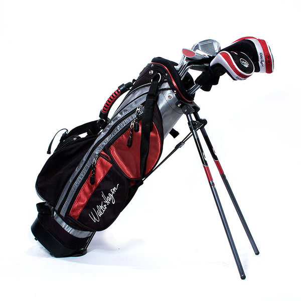 Walter Hagan Jr Series II Golf Club Set & bag
