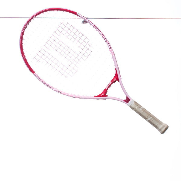 Wilson Pink Girls Tennis Racket