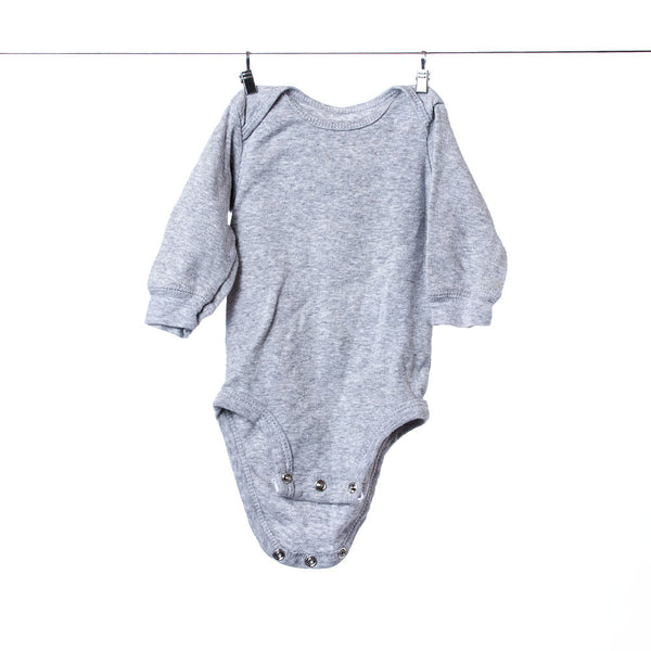 Carter's Long Sleeve Onesie, Size 3 Months