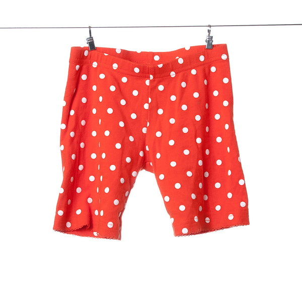 Carter's Toddler Girls Red and White Polka-Dot Shorts, Size 3T