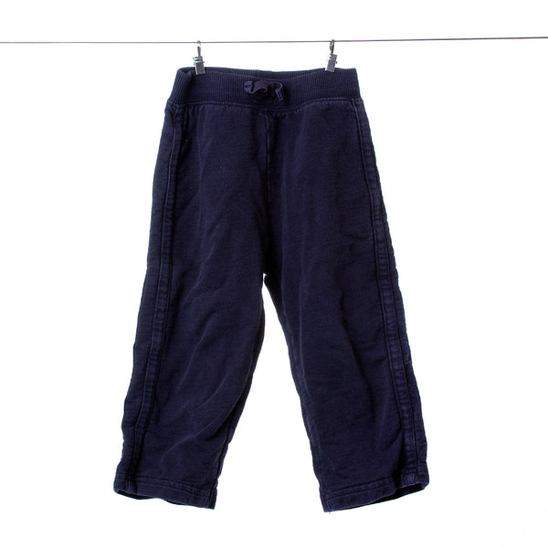 Jumping Beans Navy Blue Sweats, Size 24 Months
