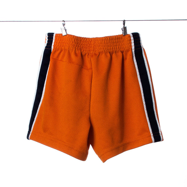 Garanimals Boys Orange and Navy Athletic Shorts, Size 24 Months