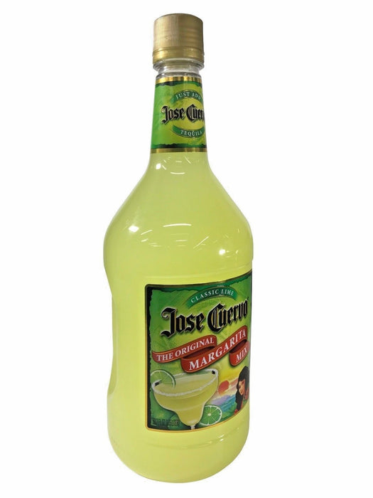Jose Cuervo The Original Margarita Mix Non-Alcoholic Classic Lime 59.2 OZ