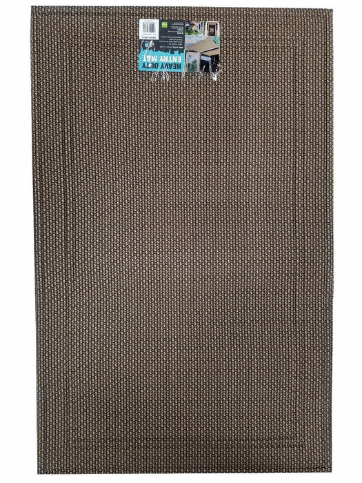 Apache Mills Heavy Duty Entry Mat Indoor/Outdoor 30x47""