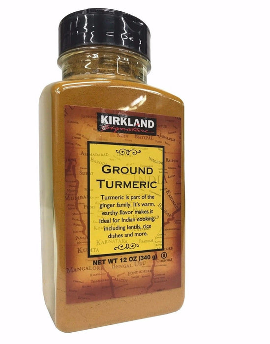Kirkland Signature Ground Turmeric 12 OZ