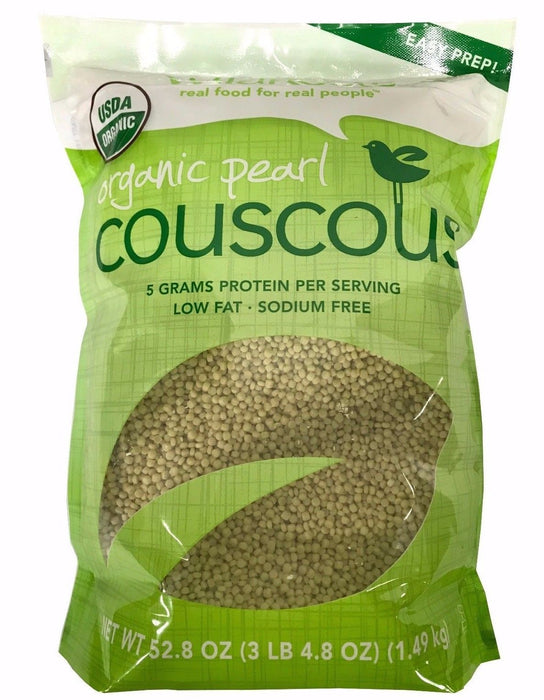 Wildroots Organic Pearl Couscous 52.8 OZ