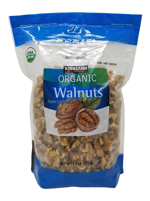 Kirkland Signature Organic Walnuts from California 1.7 LB