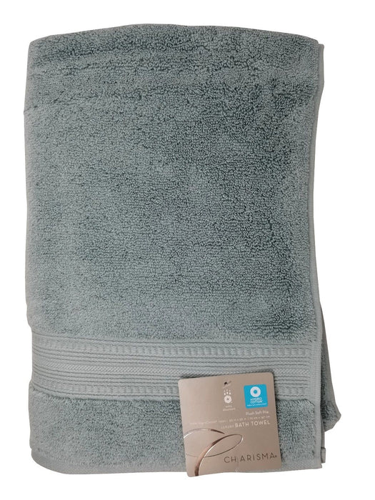 Charisma Luxury Bath Towel 100% Hygro Cotton Loops Extra Absorbent - Sea Foam