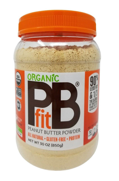 Organic PB Fit Peanut Butter Powder All Natural Gluten Free Protein 30 OZ