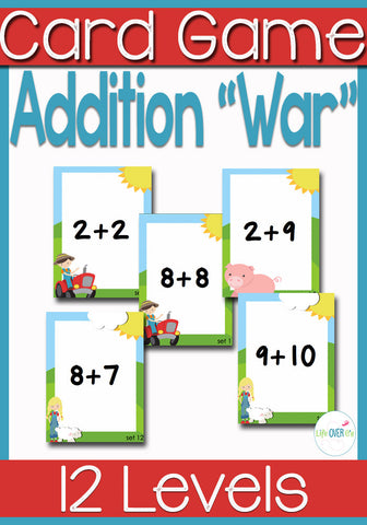 Addition War