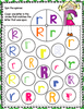 Alphabet Spin & Cover Printables and Centers