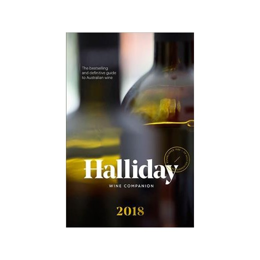 James Halliday Wine Companion 2018