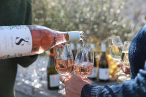 "1 x ticket - ""Rosé all day! Garden Party"" at The Greenhouse of Orange"