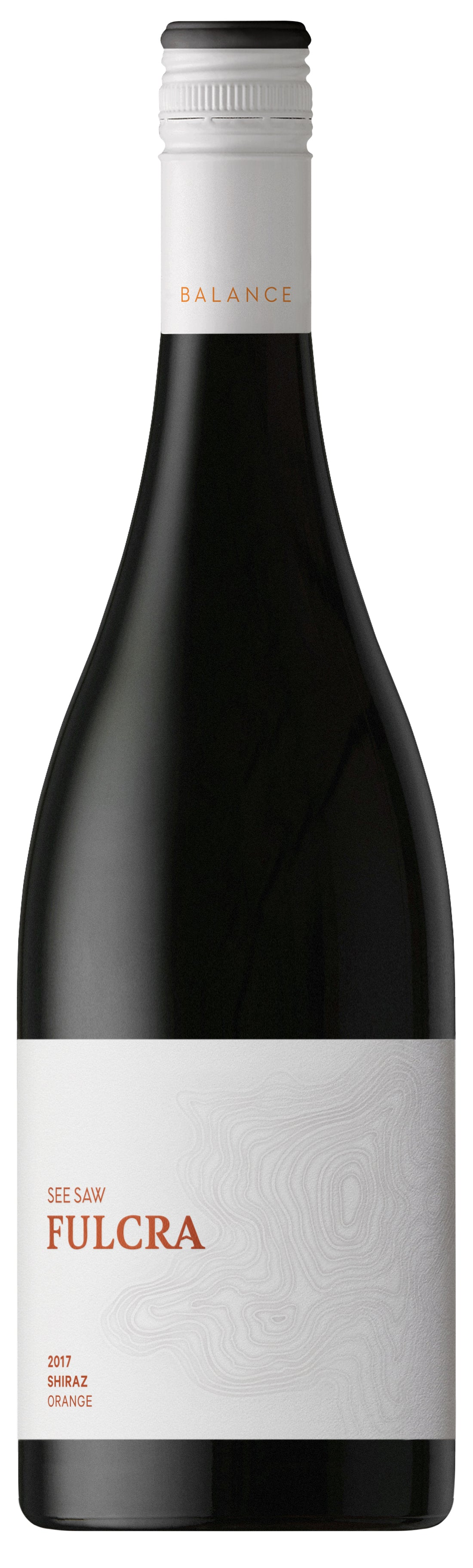 See Saw Fulcra Shiraz 2017