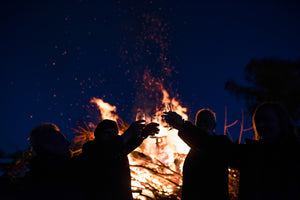3rd Aug, 2019. Come wassailing with us! Bonfires, local food, wine, beer & entertainment