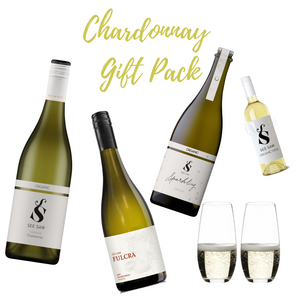 Chardonnay Gift Pack | Four chardonnays, four ways