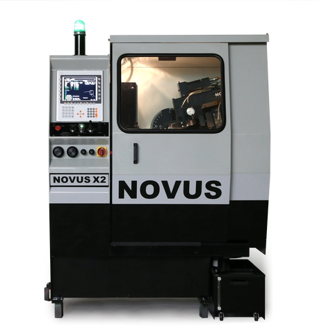 NOVUS X2 CNC Top or Face Sharpener