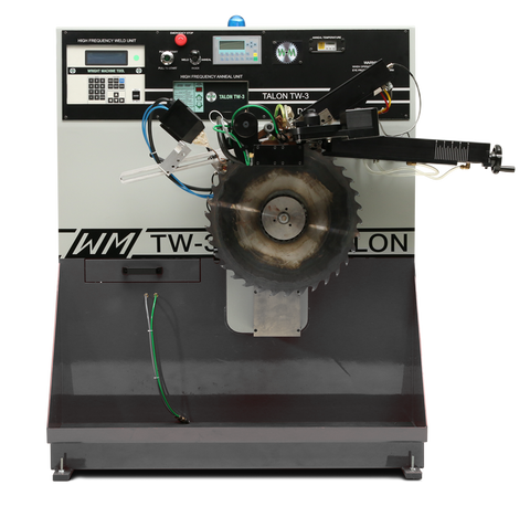 TW-3 Automatic DC Tip Welder / Induction Annealer