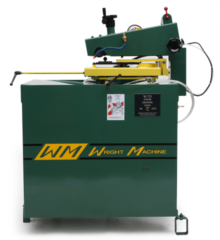 W-725 Strob Grinder Side & Face