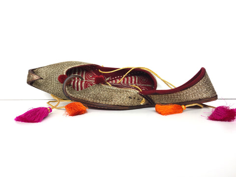 Royal Punjabi Jutti, Mojaris for Women