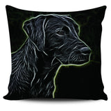 Electrifying Dog Pillow Covers