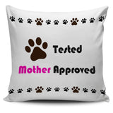 Dog Tested Mother Approved Pillow Covers