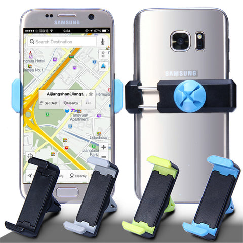 Universal Car Phone Holder - Vent Mount - FREE SHIPPING