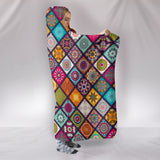 Beautiful Mandala Hooded Blanket - FREE SHIPPING