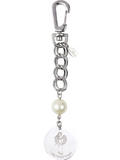 Angel Coin Bag Charm - Stainless Steel