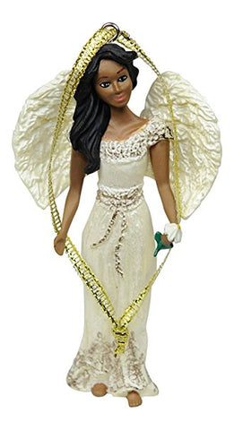 Angel Ornament - Dark Skin