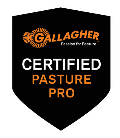 Certified Pasture Pro