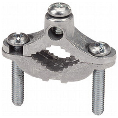 Ground Clamp Zinc 1/2 In. - 1 In.  Bag of 1