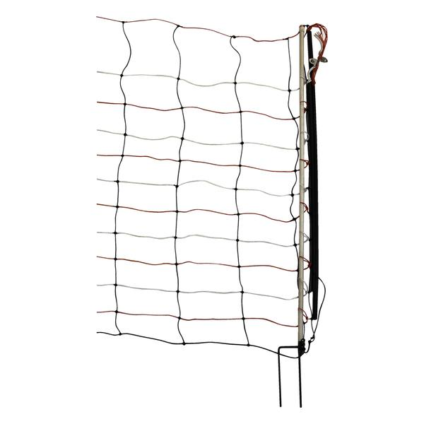 Bear and Nuisance Animal positive/negative electric fence netting 50ft